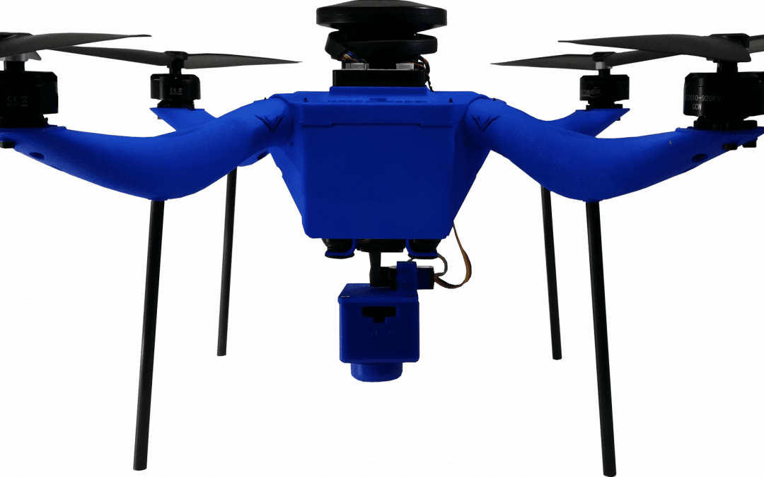 drone printed in 3d