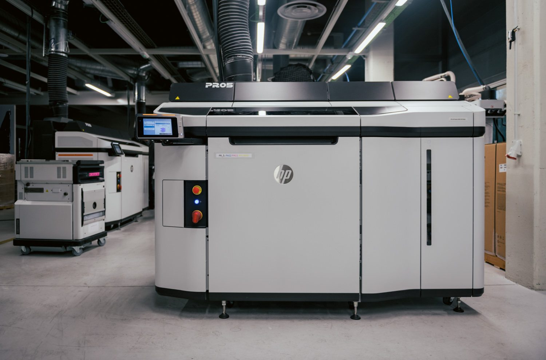 HP JF 5200 3D Printer